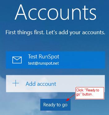 Run Spot Inc  - RunSpot Take Control Hosting Website Design